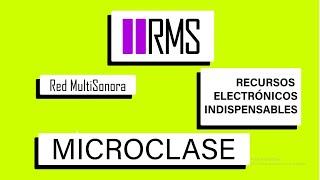 """MICROCLASES RMS #2 - """"Recursos electrónicos indispensables"""" por Analía Margo Bazán"""