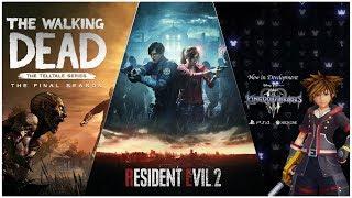 ألعاب شهر يناير 2019 (PS4 - Xbox One - Switch - PC)