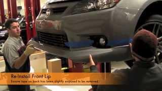 Five Axis Edition 2011-12 Scion tC - Dealer Install