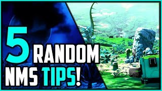 5 No Man's Sky Tips #2 | Atlas Stations | Crashed Ships | Easy Kelp Sac | Buyback Option
