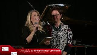 "Amigdala International Music Competition IX edition ""Giuseppe Raciti Memorial"""
