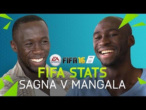 FIFA 16 RATINGS! Sagna v Mangala