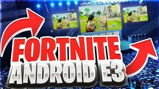 Fortnite is going to release for Android Good news for Android users (must watch)