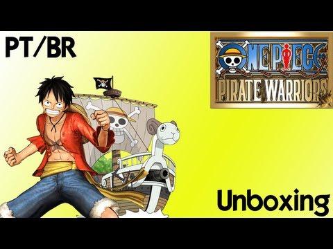 Caixa de Pandora #32 - One Piece - Pirate Warriors e Going Merry - Review