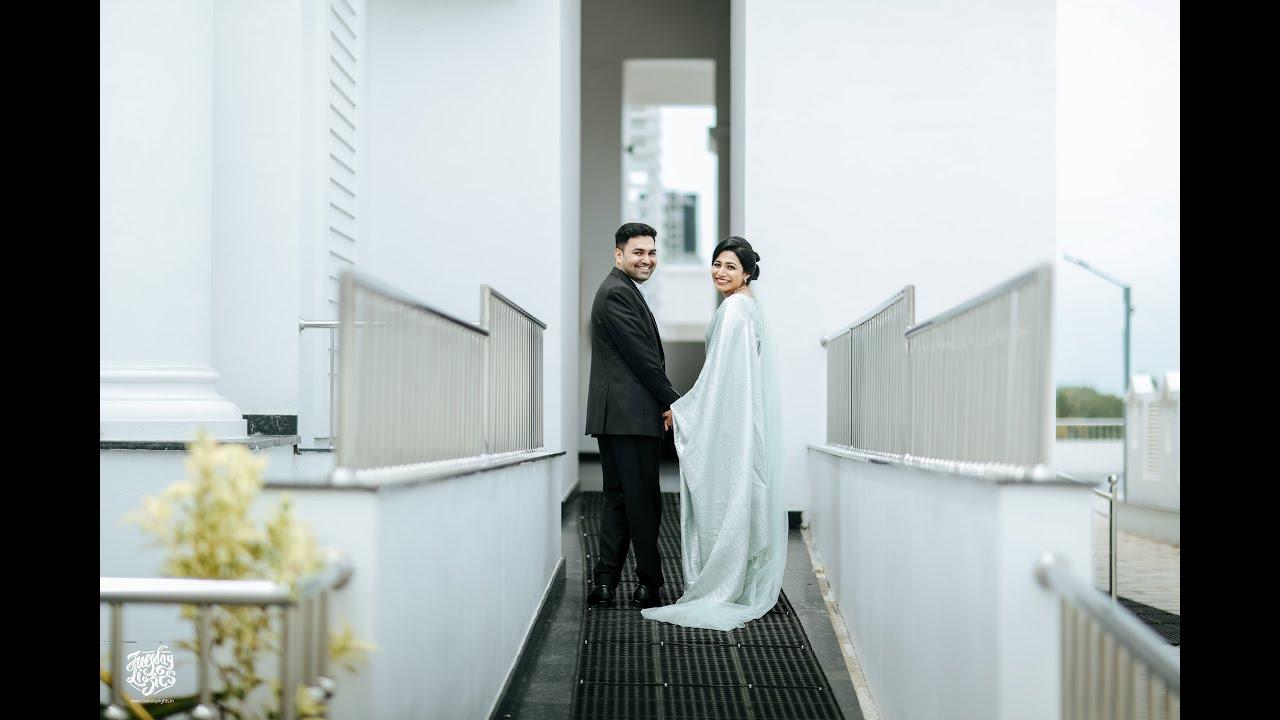 MEERA &   ABRAHAM WEDDING STORIES