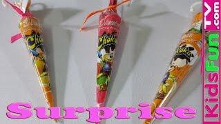 Đồ chơi Bóc kẹo socola cho bé (Chocolate) - Киндер сюрприз