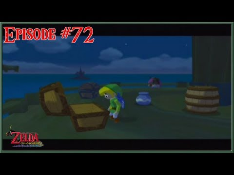 The Legend of Zelda: Wind Waker - Gathering The Final Treasure Charts - Episode 72