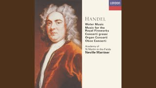 Handel: Organ Concerto No.8 in A, Op.7 No.2 HWV 307 - Allegro