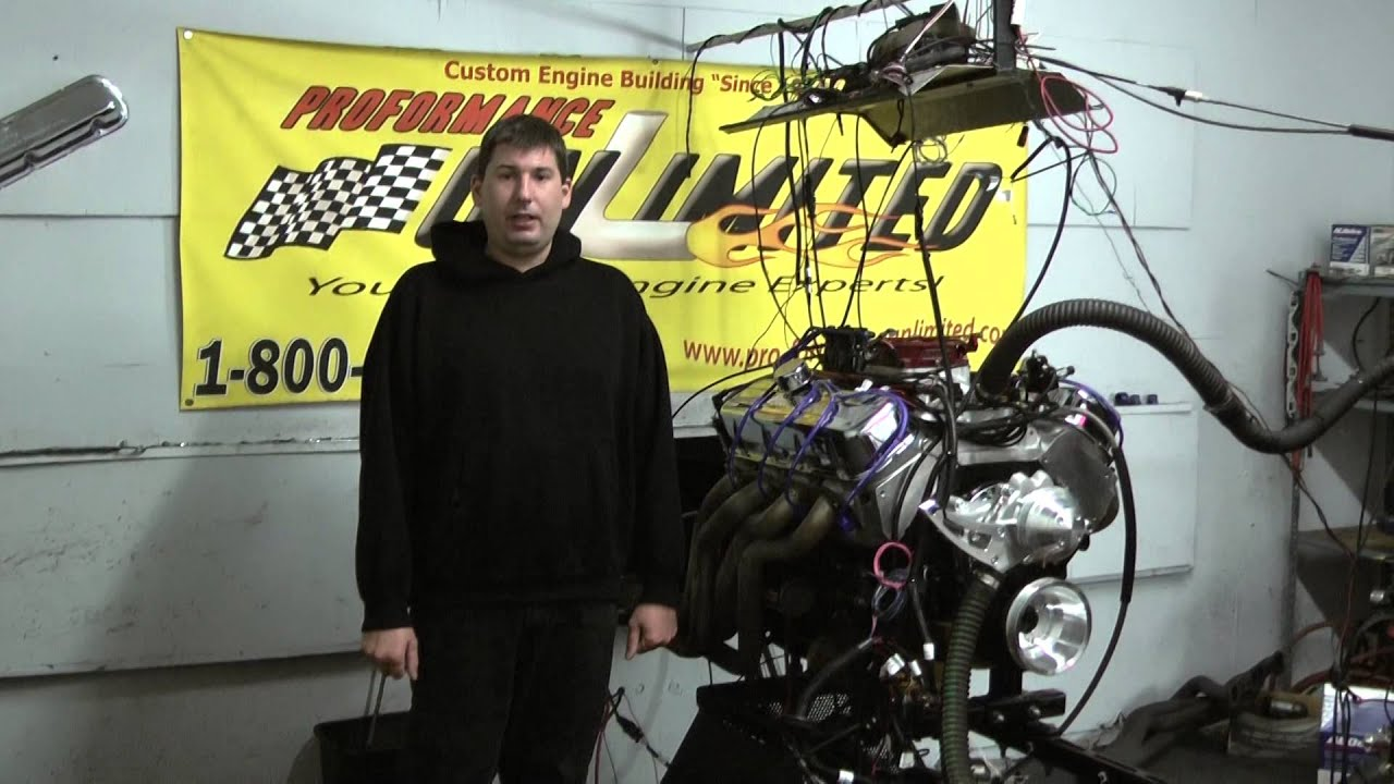 572 Chevy Big Block With FAST EFI