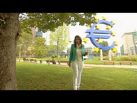 The ECB's helping hand - monetary policies explained - real economy