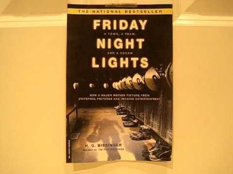 Friday Night Lights Book Review