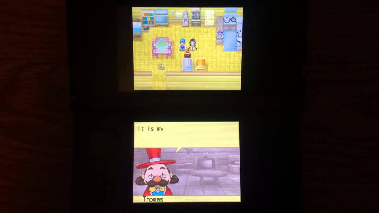 Marriage/Wedding to Keria (Keira) Harvest Moon DS