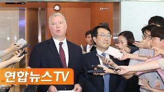 [현장연결] 한미 북핵수석대표 협의 결과 브리핑 / 연합뉴스TV (YonhapnewsTV)