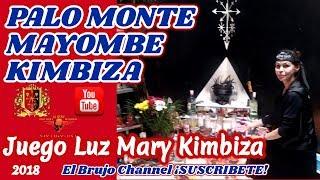 El Brujo, Toque Luz Mary Kimbiza 2018