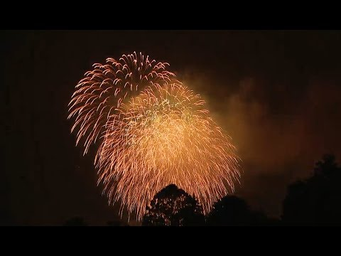 White House Fireworks 4th Of July 2017 - YouTube