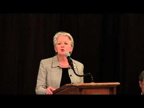 Charlotte Rotary Club 25 June 2103 Sharon Decker, NC Department of Commerce Secretary