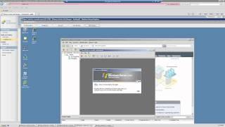 VMware vSphere: VM Management - Install OS