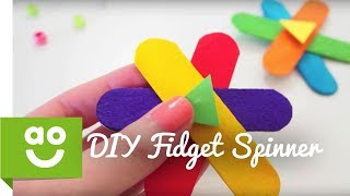 Maak Je Eigen Fidget Spinner! | ao.com