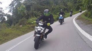 gengtayarbesar - Kaki corner 20k rides /Sunmori Bandung / R15 pakai kit R1M custom by R-Mod