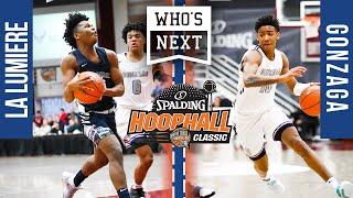 La Lumiere (IN) vs Gonzaga (DC) - HoopHall Classic 2020 - ESPN Broadcast Highlights