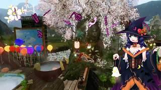 【アーキエイジ】ハロウィンお一人様パーティー【Vtuber】