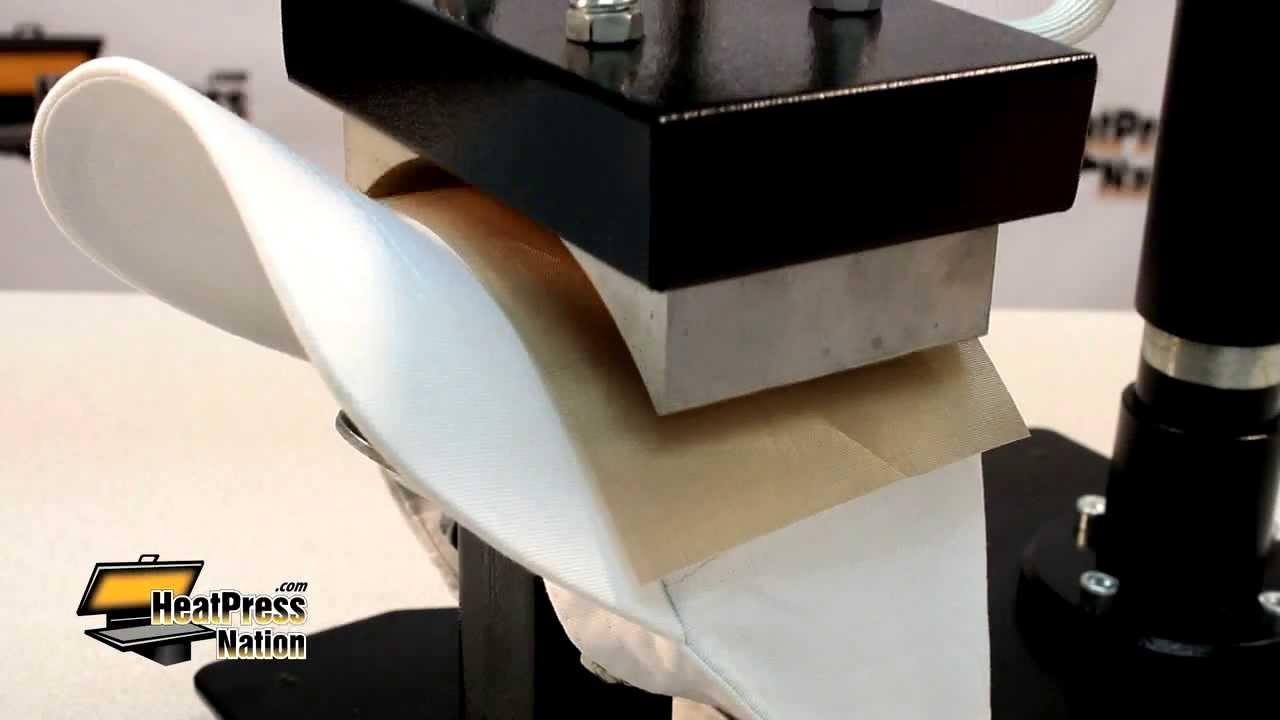 3c6e4eeac5a HPN Cap Heat Press Black Series - HeatPressNation.com - YouTube