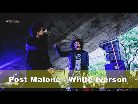 LES TWINS | Post Malone - White Iverson (HeRobust Remix)