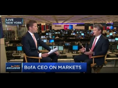 Wilfred Frost interviews Bank of America CEO Brian Moynihan