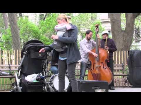 Sounds of Washington Square Park