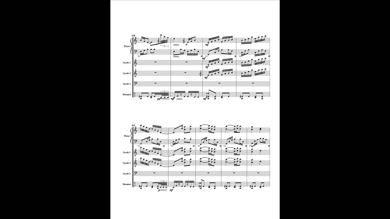 Yanni - Butterfly Dance Sheet Music + MIDI [MP3] Transcription