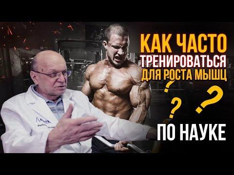 Как часто тренироваться? (Селуянов, Пауэрлифтинг, ТренЕровка)