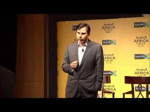 Simon Anholt - Brand Africa FORUM 2010