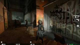 Left 4 Dead - Typical night of FAIL #ONE part 2