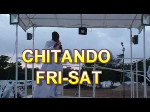 Chitando 2017, Fri-Sat. Full Service, part 1.