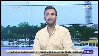 محمد جاد يكشف التعليمات والإجراءات الوقائية لحماية الطلاب من كورونا .. فيديو - قناة صدى البلد
