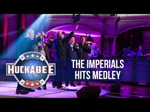 The Imperials Perform A Medley Of Their Biggest Hits | Huckabee