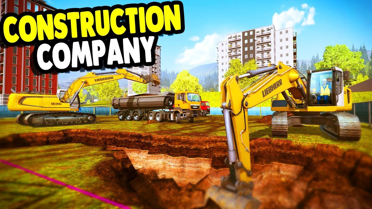Construction company tycoon games for iOS