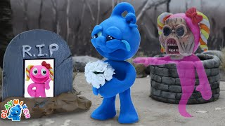 Tiny's Unexpected Wishes - False Action Stop Motion Animation Cartoons
