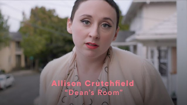 Allison Crutchfield Dean S Room