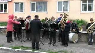 Тетіїв.Дитячі духові оркестри