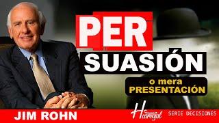 JIM ROHN // VENTAS // Presentación & Persuasión
