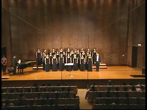 "Encore Applause in ""Who Is She"" concert by Taipei Ladies Choir"