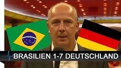 Deutschland 7 - Brasilien 1 | Das Wunder von Belo Horizonte | Basler tritt nach