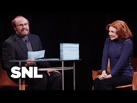 Inside The Actor's Studio With Drew Barrymore - SNL