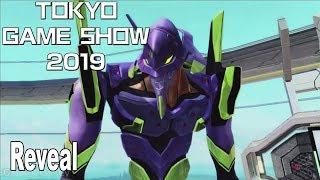 Phantasy Star Online 2 - Neon Genesis Evangelion Reveal Trailer TGS 2019 [HD 1080P]