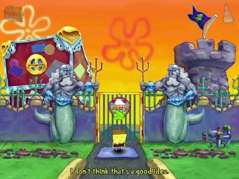 spongebob krabbenburger spiel