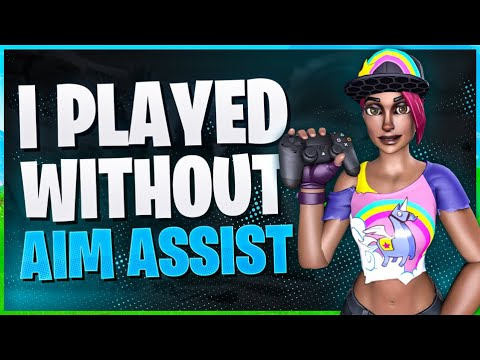 I Turned Aim Assist OFF... Here's What Happened