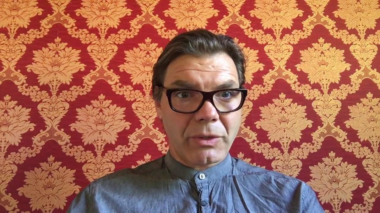Max Hopp über Der Ring An Einem Abend Youtube