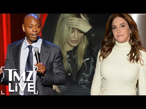 Dave Chappelle Takes On Caitlyn Jenner | TMZ Live