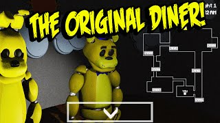 THE ORIGINAL DINER!! | Five Nights To Remember - Part 1